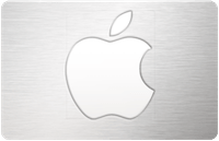Apple (not iTunes) Gift Card