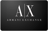 Armani Exchange Gift Card