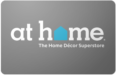At Home Gift Card
