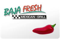Baja Fresh Gift Card