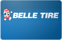 Belle Tire Gift Card