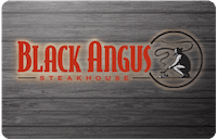 Black Angus Gift Card