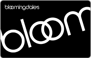 Bloomingdale's Gift Card