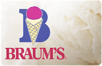 Braum's Gift Card