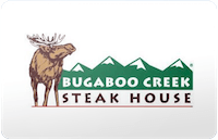 Bugaboo Creek Steakhouse Gift Card