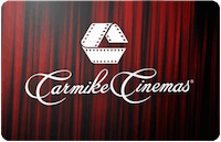Carmike Cinemas Gift Card
