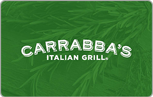 Carrabbas Gift Card