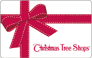 Christmas Tree Shops Gift Card