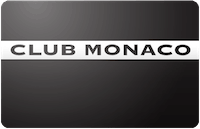 Buy club monaco gift cards discounts up to 35 cardcash buy discounted club monaco cards and save negle Image collections