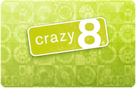 Crazy 8 Gift Card