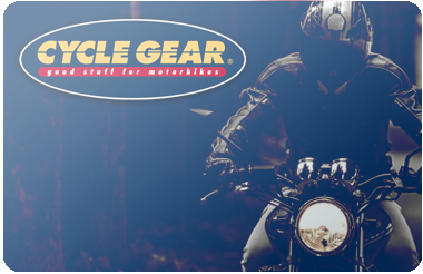 Cycle Gear Gift Card