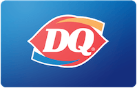 Dairy Queen Gift Card