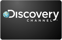 Discovery Channel Gift Card