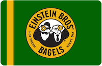 Einstein Bros Bagel Gift Card