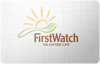 First Watch Gift Card