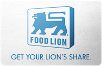Food Lion Gift Card
