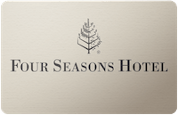 Four Seasons Hotel Gift Card