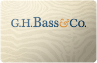 G.H. Bass & Co. Gift Card