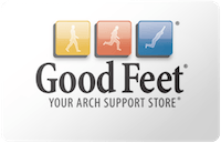 Good Feet Gift Card