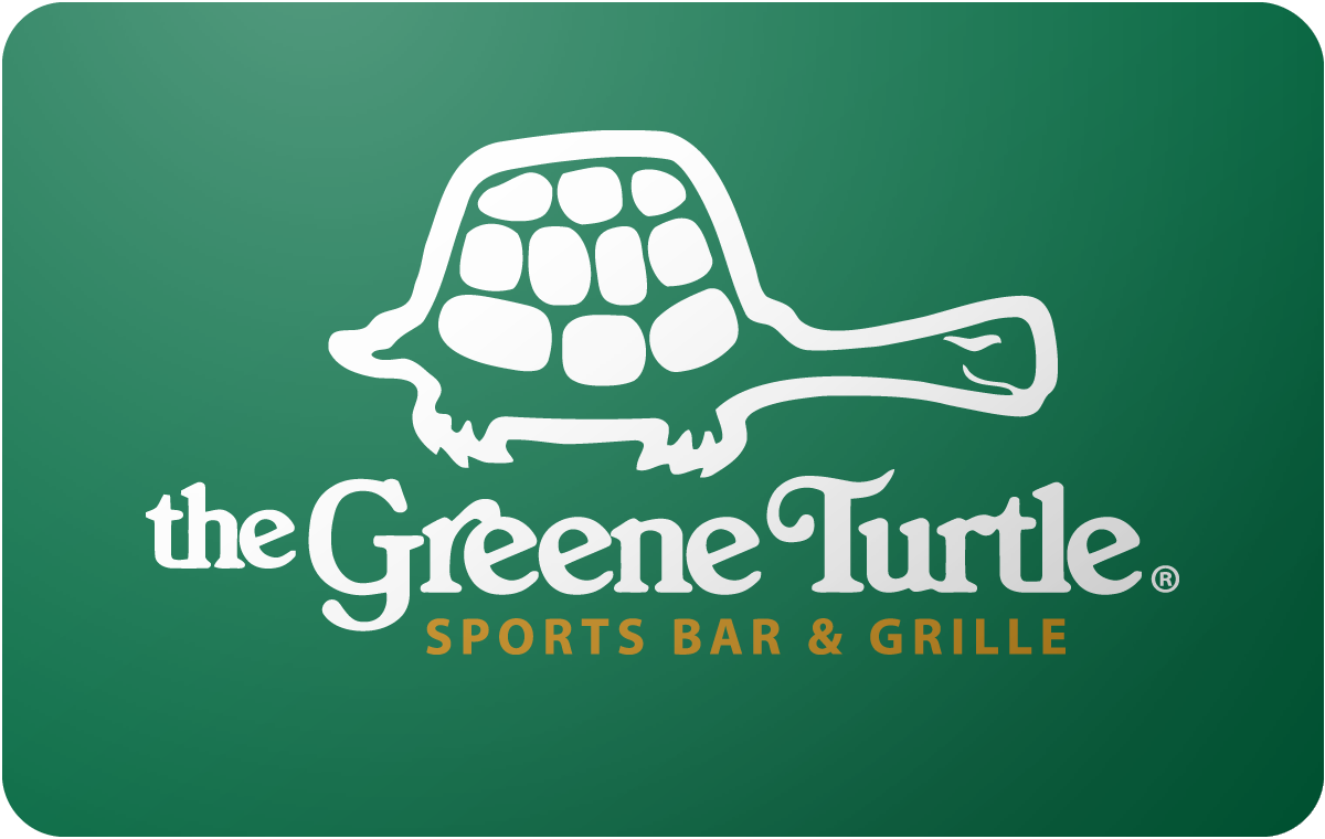 Green Turtle Gift Card