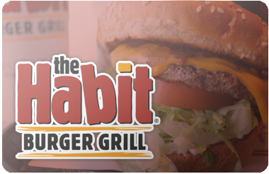 Habit Burger Gift Card