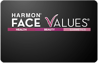 Harmon Face Values Gift Card