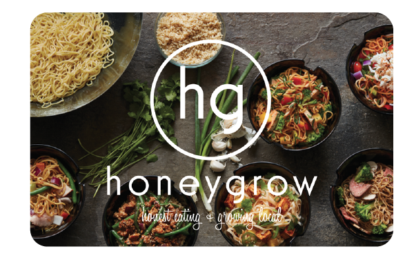 Honeygrow Gift Card