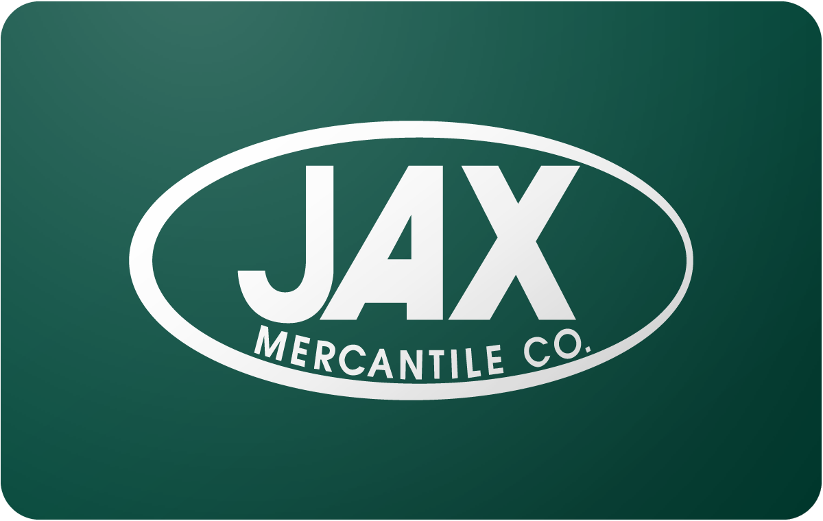 Jax Mercantile Co. Gift Card