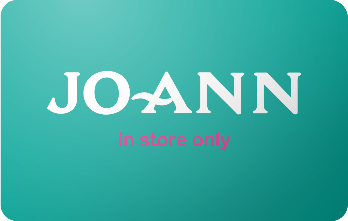Jo-Ann In Store Only Gift Card