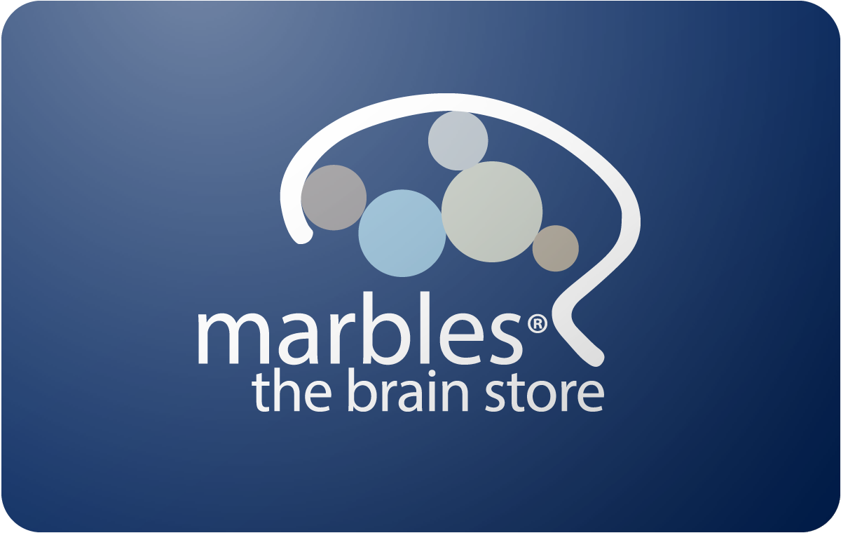 Marbles: The Brain Store Gift Card