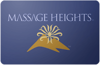 Massage Heights Gift Card