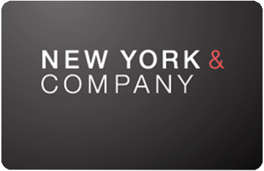 New York & Company In Store Only Gift Card