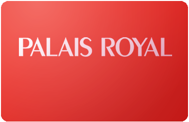 Palais Royal Gift Card