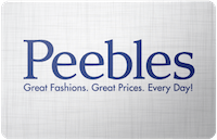 Peebles Gift Card