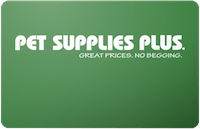 Pet Supplies Plus Gift Card