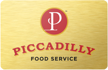 Piccadilly Gift Card