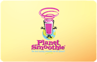 Planet Smoothie Gift Card