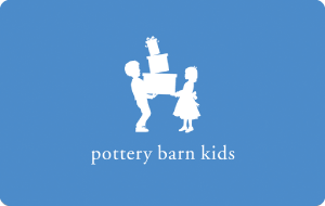 Pottery Barn Kids Gift Card