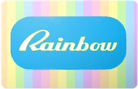 Rainbow Shops Gift Card