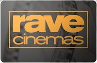 Rave Cinemas Gift Card