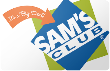Sams Club Gift Card