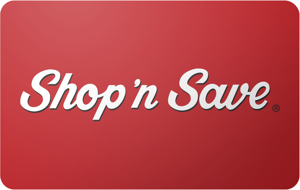 Shop 'n Save Gift Card