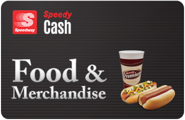 Speedway Food & Merchandise Gift Card