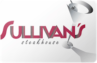Sullivan's Steakhouse Gift Card