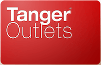 Tanger Outlets Gift Card