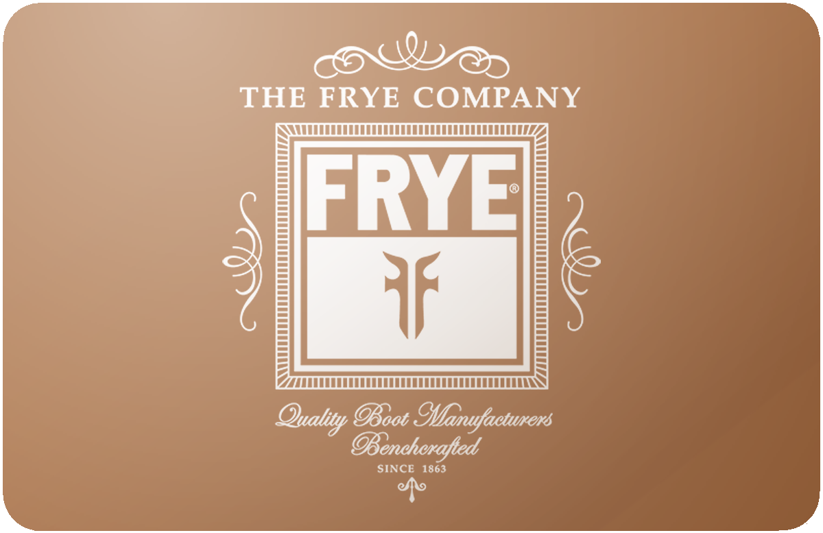 The Frye Company Gift Card