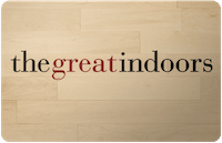 The Great Indoors Gift Card