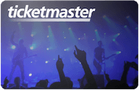 Ticketmaster Gift Card