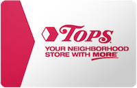 Tops Grocery Gift Card