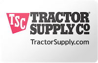 Tractor Supply Co. Gift Card